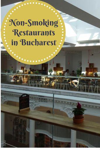 Non-smoking restaurants in Bucharest