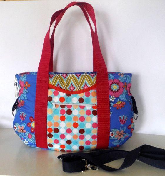 Schultertaschen - Schultertasche Wickeltasche Schnabelinchen - ein Designerstück von KiS-Ma bei DaWanda
