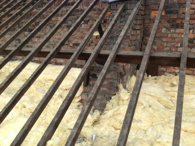 Best Building Work From Findley Roofing Flat Roof Repair 400 x 300