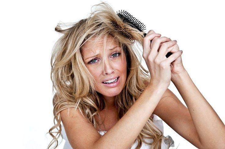 Найден выход из запутанной ситуации с волосами: натуральные средства