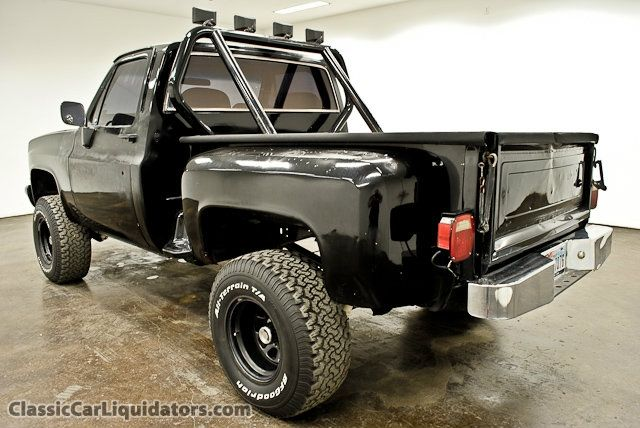 85 Gmc K10 Swb 4x4 Stepside Lifted Square Bodys Pinterest Cars 4x4 And Love