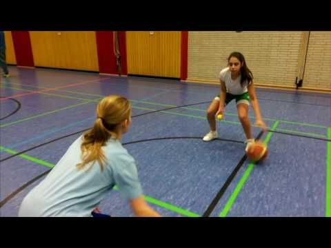6 Great Basketball Fundamental Drills for youth teams - YouTube
