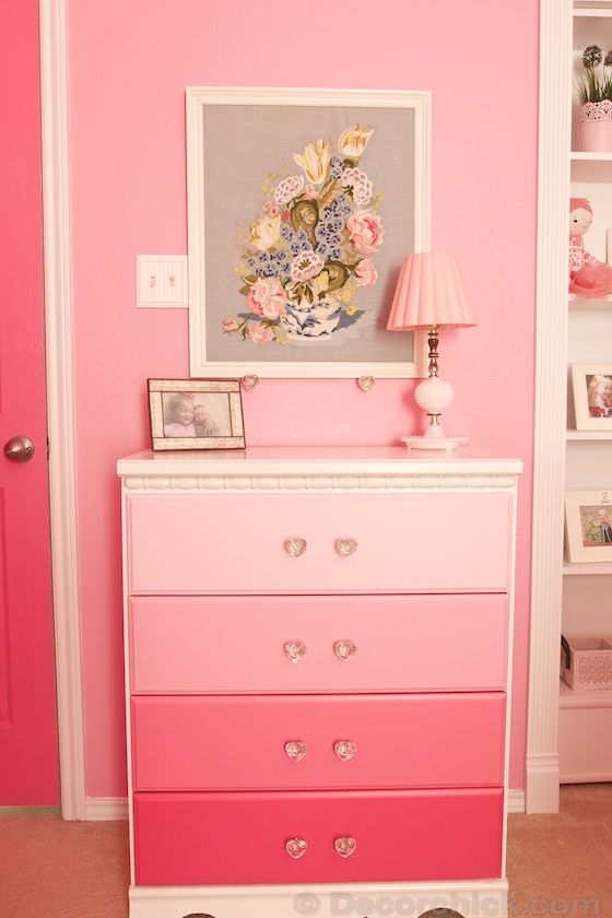 Pink Home Decor Ideas