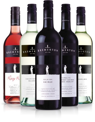 Bremerton Wines – The Wines – Signature Range - Yah just gotta love it...