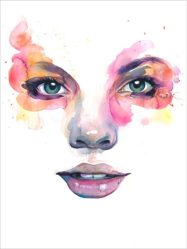 marion bolognesi - watercolor So gorgeousssss