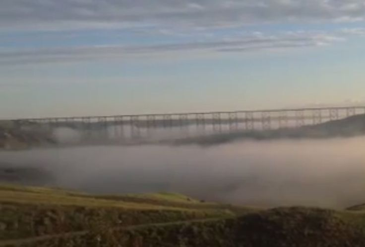 A Breathtaking View of #Lethbridge: Courtesy of Mayor Spearman [video post] #yql