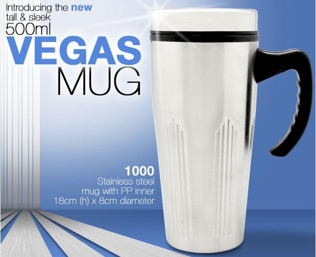 500ml Mugg - R59.99 excl Vat