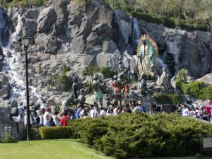 - The Shrine was built near the hill of Tepeyac where Our Lady of Guadalupe is believed to have appeared to Saint Juan Diego Cuauhtlatoatzin. This site is also known as La Villa de Guadalupe, or more popularly La Villa  The Basilica of Our Lady of Guadalupe - Travel & Leisure - Catholic Online