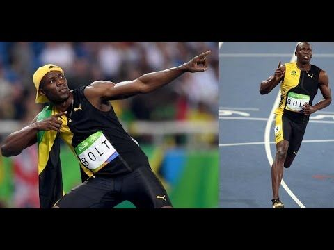 Usain Bolt 400m Final Sprint Race In Rio Olympics 2016 | Usain Bolt 400m Run In Olympics 2016 Final http://youtu.be/Gti4unMzLDs