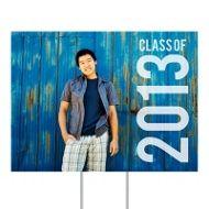 Class Year Horizontal Photo