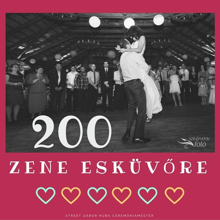 Több, mint 200 esküvőre való zene egy helyen (hangulatba hozó, várakozó, bevonulás, szülőköszöntés, nyitótánc, gyertyás tánc) - Wedding music
