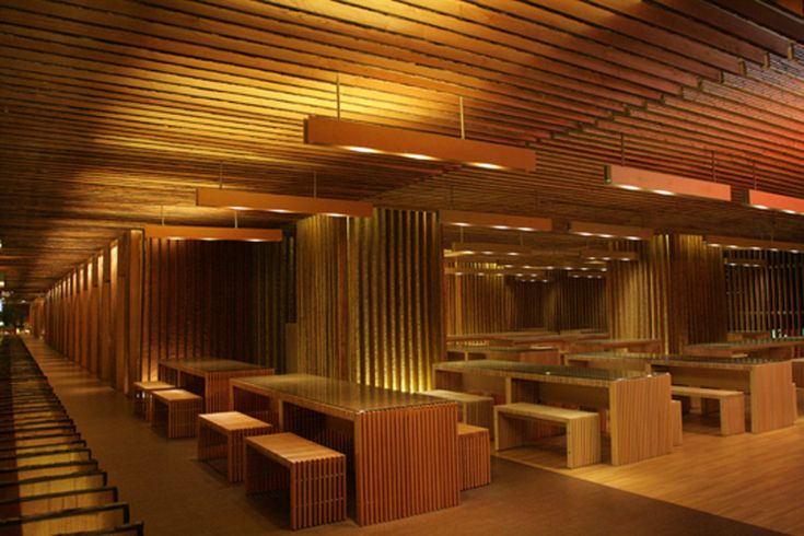 Food Louver | Grand Indonesia Shopping Center, Jakarta, Indonesia  | Works | design spirits co.,ltd.