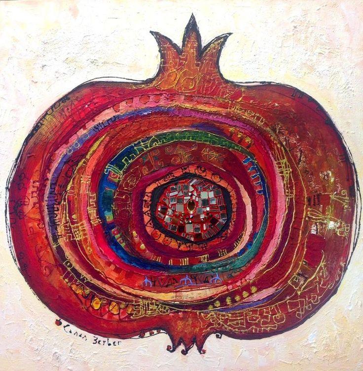 Canan Berber Art Online - 013