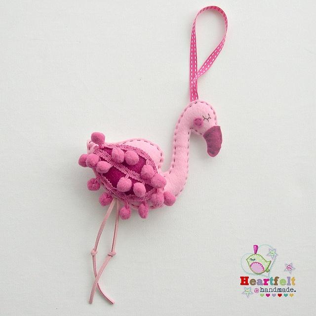 Pom Pom Flamingo, via Flickr.