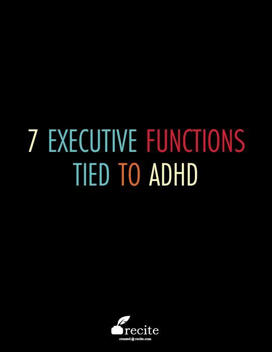 Webinar: How ADHD Affects Executive Function in Adults