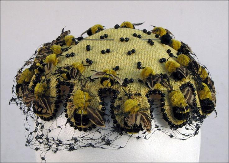 Bes-Ben vintage bee hat