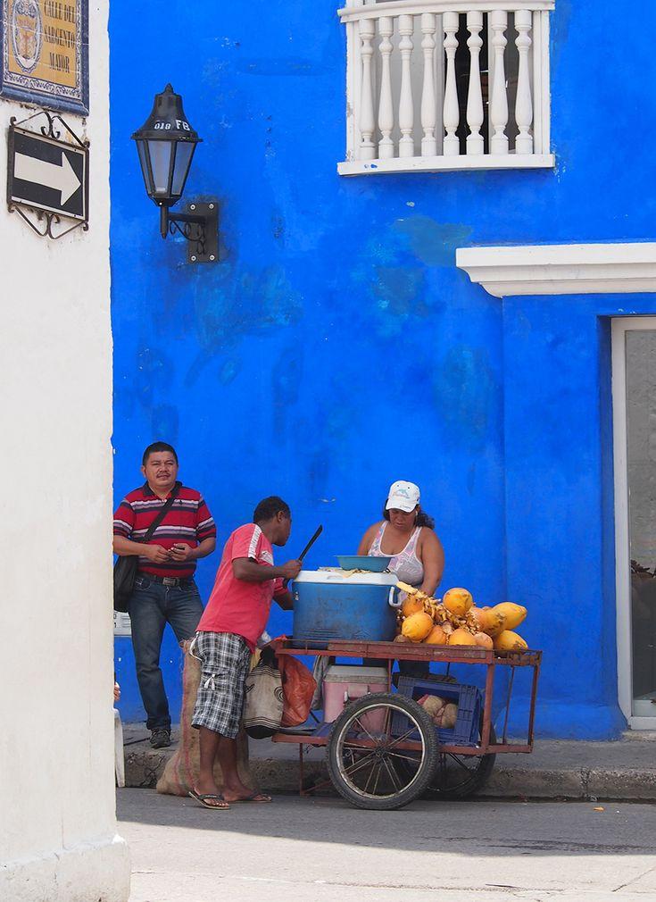 Carthagène des Indes | Le Cocotier Doré