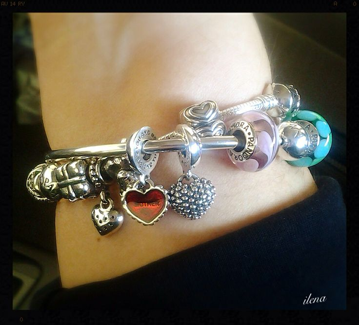 Pandora Bracelet Mother Daughter Charm Best Bracelets