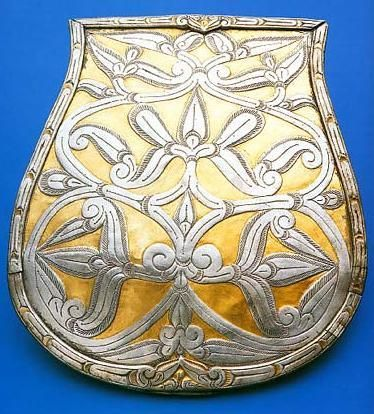 Saddle-bag of the Hungarian conquest era  (Hungarian National Museum)...................d