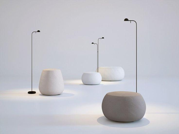 Descarga el catálogo y solicita al fabricante Pin | lámpara de pie by Vibia, lámpara de pie led diseño Ichiro Iwasaki, colección Pin
