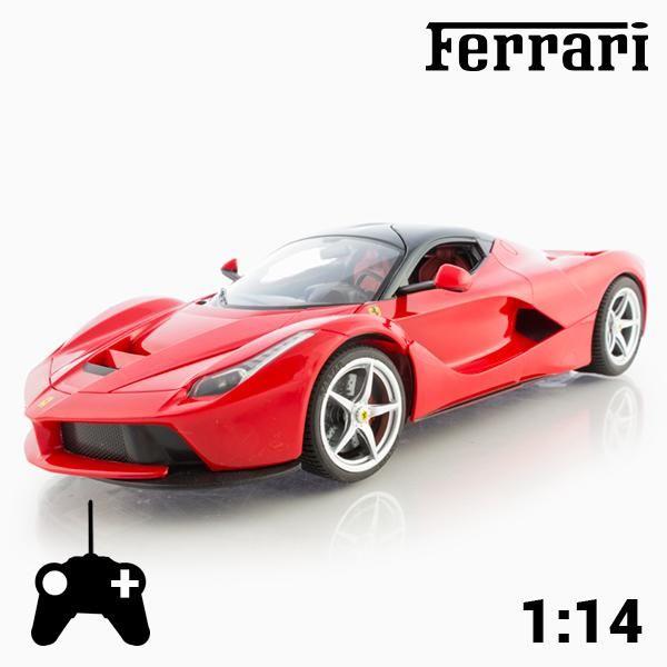 Wenn Sie gerne #Luxusautos im Kleinformat sammeln, dann holen Sie sich jetzt das  1:14 #Ferrari LaFerrari ferngesteuertes Auto und genießen Sie die #Familienzeit mit den Kleinen!