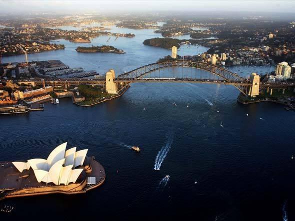 7. Sydney, Austrália