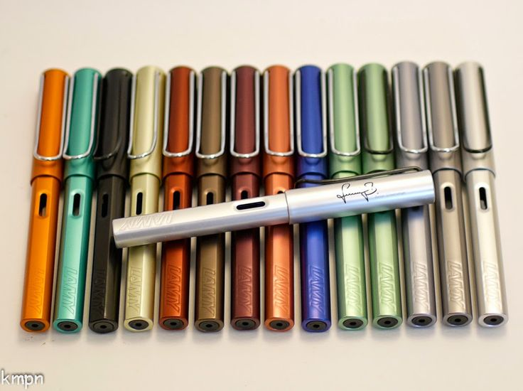 .: Lamy al-star collection