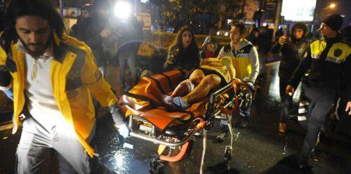 Suben a 39 los muertos por ataque terrorista en club de Turquía...