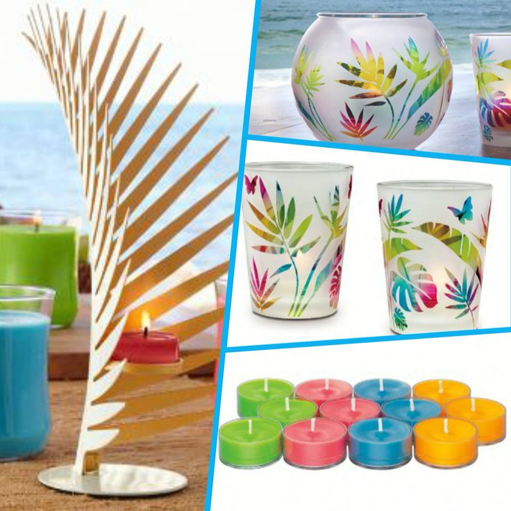 25 best images about summer with partylite 2016 on pinterest 2016 rio hurricane candle and samba. Black Bedroom Furniture Sets. Home Design Ideas