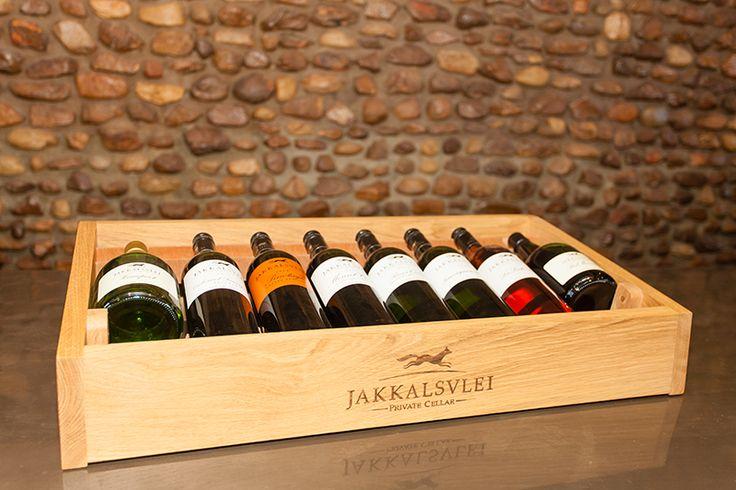 The superb range of Jakkalsvlei wines