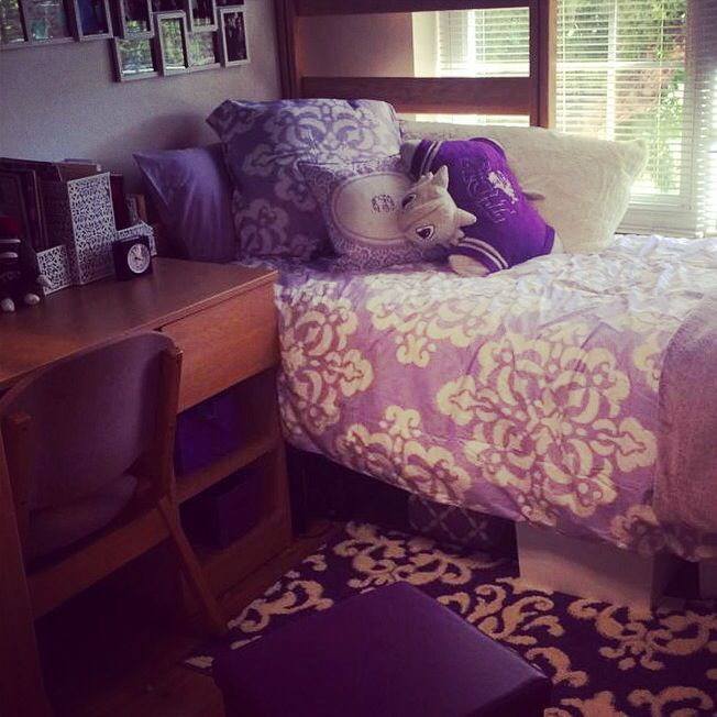 My TCU Dorm Room Waits Hall Thank You Pintrest
