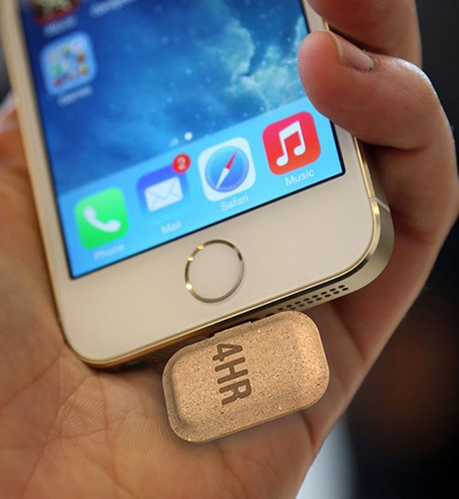 these tiny batteries are the most portable phone chargers yet via brit co - Portable
