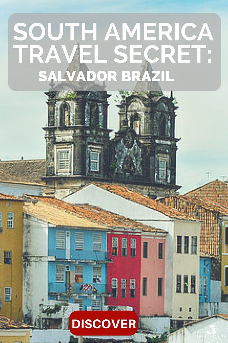 Discover South America Travel Secret - Salvador Brazil: http://www.boutiquesouthamerica.com.au/blog/south-america-travel-secret-salvador-brazil/