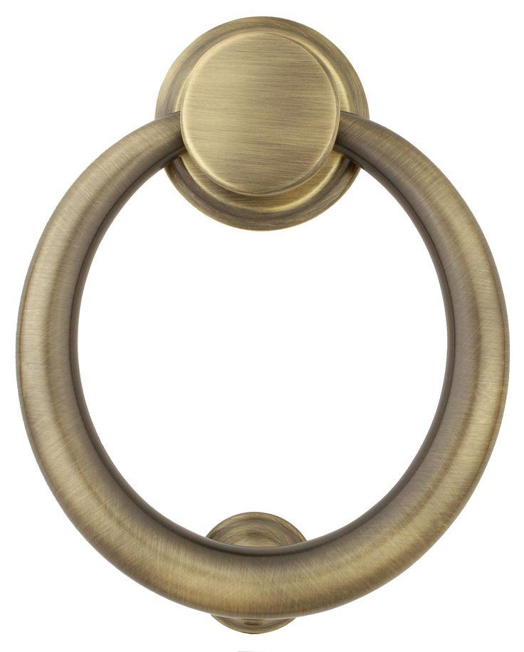 Ring doorbell antique brass craftsman 19mm socket
