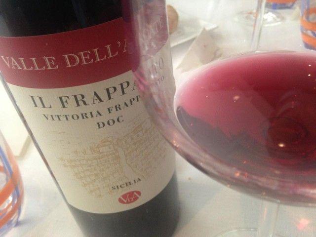 Frappato Valle Dell'Acate...so delicious...berries galore...