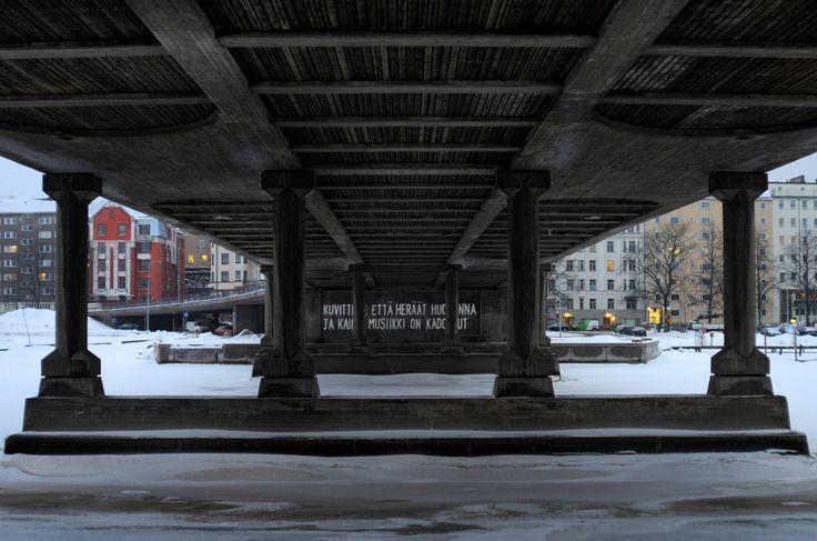 The17 - Bill Drummond - graffiti