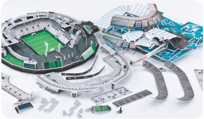 Puzzle Stade de foot Juventus Arena