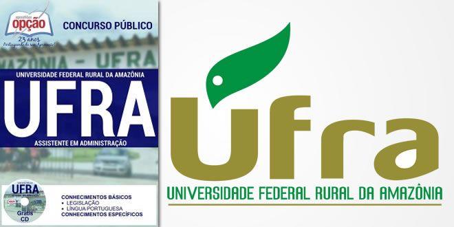 Saiba Mais -  Apostila UFRA - Assistente em Administração  #Aprovado