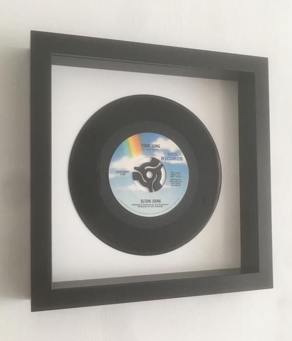 Your Place To Buy And Sell All Things Handmade Vinyl Records Frame Vinyl