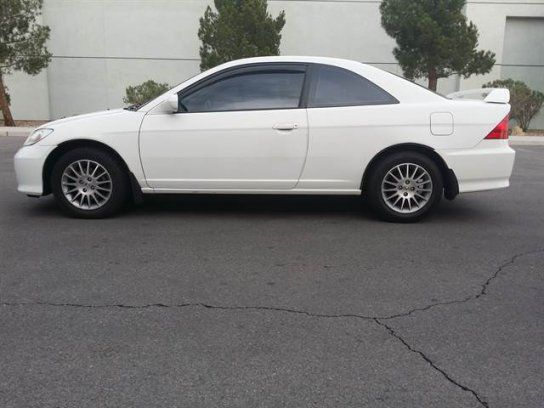 Coupe 2005 Honda Civic Ex Coupe With 2 Door In Las Vegas Nv 89118 Civic Ex Honda Civic Coupe Honda Civic Ex