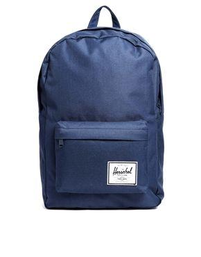 Herschel Classic Backpack in Navy