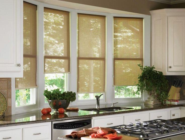 Kitchen Window Blinds 11