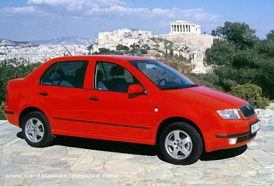 Skoda Fabia Sedan (2001)