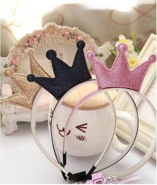 Wholesale Hair Accessories For Kids Children Shining Crown Hair Sticks Girl Hair Hoop Portrait Photograph Props Headwear 2015012 Pink Rose Gold Navy Toddler Girl Hair Accessories From Rongrong2009, $1.88| Dhgate.Com