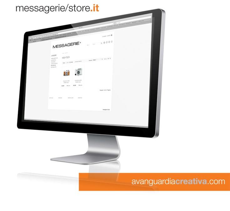 Messagerie Estore  www.messagerie.it/estore