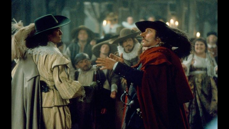 Cyrano de Bergerac - Tirade du nez & Duel (English Sub)