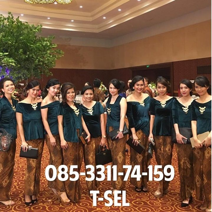 40 best Seragam Pernikahan images on Pinterest  Batik dress