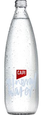 Capi Sparkling Mineral Water 750mL