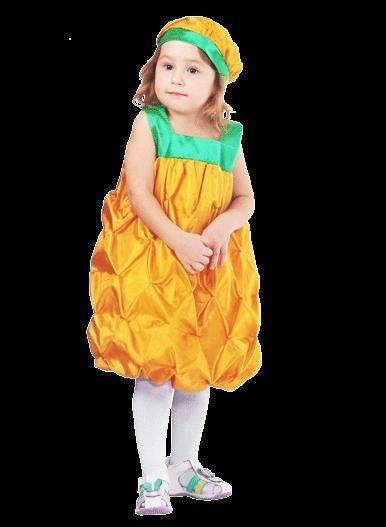 Шапка маскарадная ананас