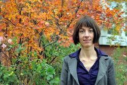 Hat ihre Leidenschaft für Bewegung zum Beruf gemacht: Seit Oktober 2012 ist Katharina Scheel Professorin für Physiotherapie am Fachbereich Soziale Arbeit und Gesundheit. Foto: Jana Tresp